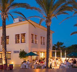 Restaurant Das Edel ROBINSON CLUB Cala Serena Mallorca