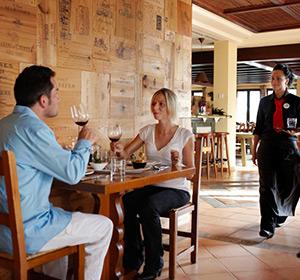 Restaurant La Tasca ROBINSON CLUB Cala Serena Mallorca