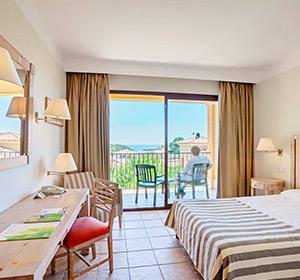 Zimmer Doppelzimmer (DZE1) ROBINSON CLUB Cala Serena Mallorca