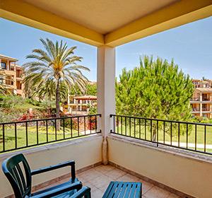 Zimmer Doppelzimmer (DZX1) Balkon ROBINSON CLUB Cala Serena Mallorca
