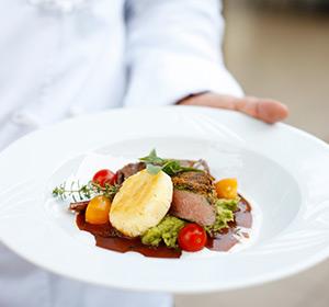 Kulinarisches Genießerteller ROBINSON CLUB NOBILIS Türkei
