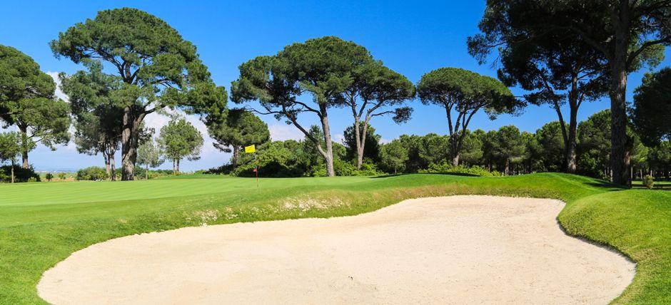 Exquisite golfing