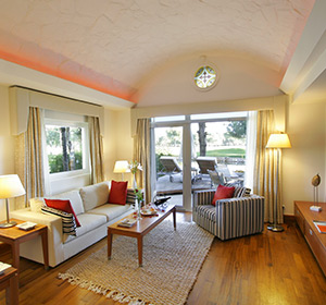 Bungalow/Villa Typ1 ROBINSON CLUB NOBILIS Türkei