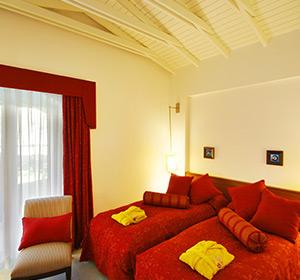 Bungalow/Villa Typ2 Betten ROBINSON CLUB NOBILIS Türkei