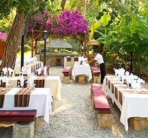 Spezialitätenrestaurant ROBINSON CLUB CAMYUVA Türkei
