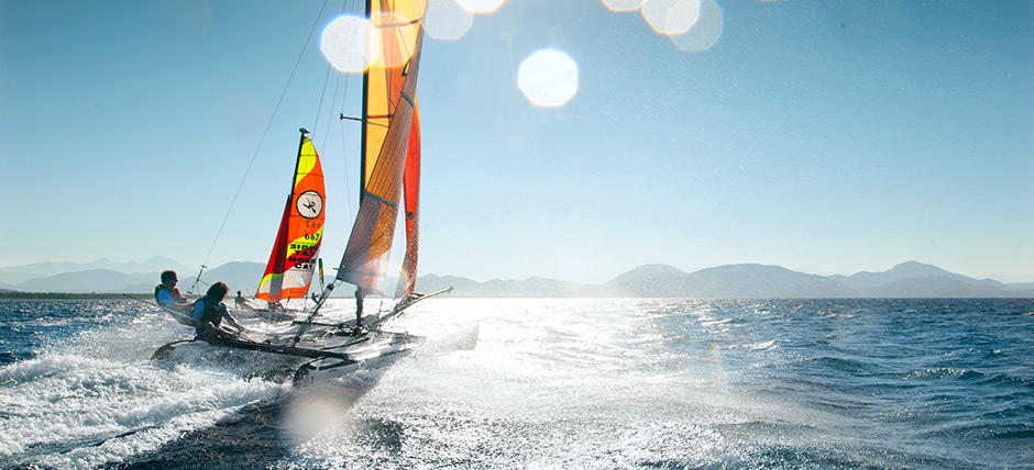 Bienvenue dans un paradis pour les sports nautiques