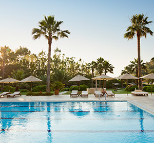 Clubanlage Poolbereich ROBINSON CLUB SARIGERME PARK, Türkei