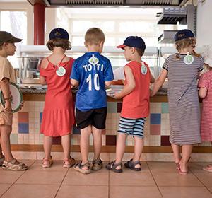 Restaurantes niños