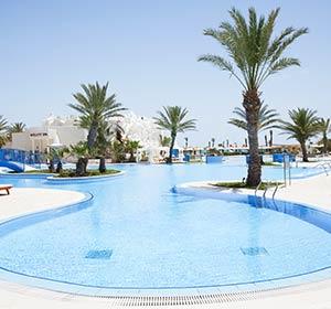 Clubanlage Pool ROBINSON CLUB DJERBA BAHIYA