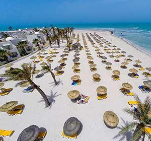 Clubanlage Strand ROBINSON CLUB DJERBA BAHIYA